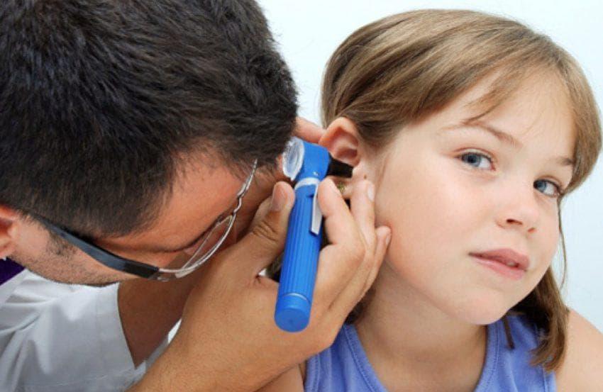 Капли в уши противовоспалительные для детей