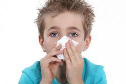 у ребенка нос не дышит без соплей