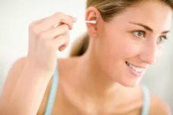 закапывание ушей