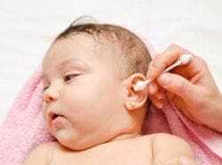 проблемы с ушами у грудничка