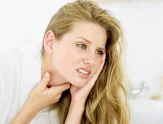 кашель при щитовидке симптомы лечение