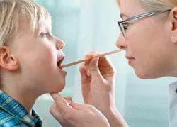 заглоточный абсцесс у детей