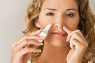 альбуцид ребенку в нос при насморке