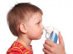 прогревание носа у ребёнка