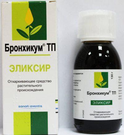 сироп Бронхикум