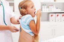 у ребенка по утрам сильный кашель