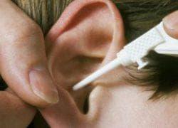 Грибок ушей у человека  какими препаратами это лечится