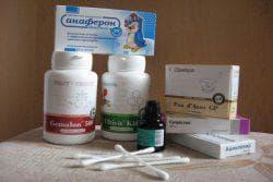 противовирусные препататы для ребёнка