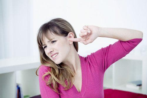 Что такое грибок уха