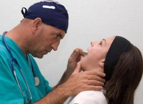 Паратонзиллярный абсцесс антибиотики