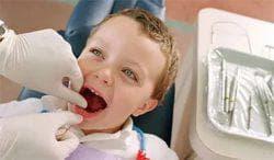 заболевания зубов у ребёнка