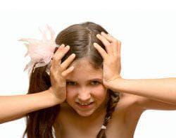 шум вокруг голову у ребёнка