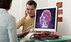на приёме у невролога