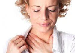 отек гортани и симптомы