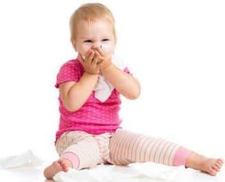 сильно красное горло у ребенка чем лечить
