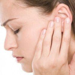 воспаление ушей