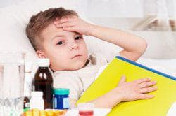 ребенок чихает без температуры