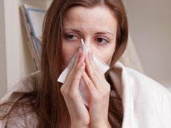 простуда и осложнение ушей