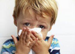 ринофарингит + детей симптомы