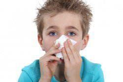 лечение носа ребёнка