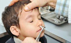 аденоиды в носу у ребёнка