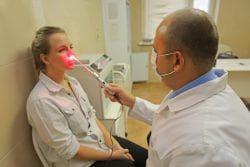 ультразвуковая терапия носа
