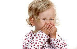 у ребёнка алергия