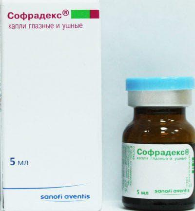 препарат Софрадекс