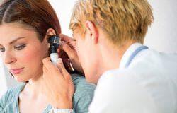 Травматические поражения уха