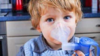 ингаляции с ротоканом для детей