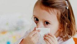 отёк носа у ребёнка