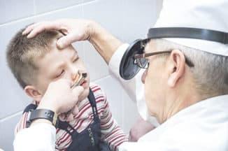 вазомоторный ринит у ребёнка до 3 лёт