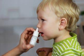 лечение ребёнка старше 3 лет