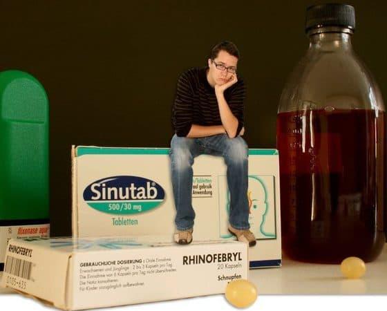 Когда и какие антибиотики принимать при ОРВИ взрослым