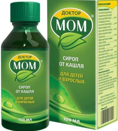 доктор МОМ детский