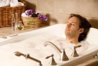 ванна при простуде