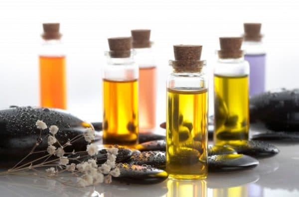 пассивные ингаляции на основе ароматических масел эфирного типа