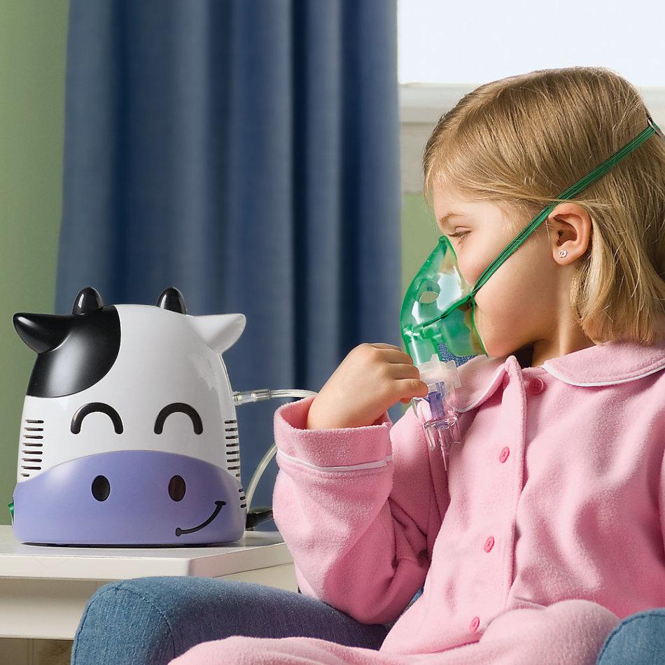Ингаляции небулайзером при боли в горле взрослым и детям