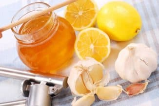 Лечение ангины лимоном