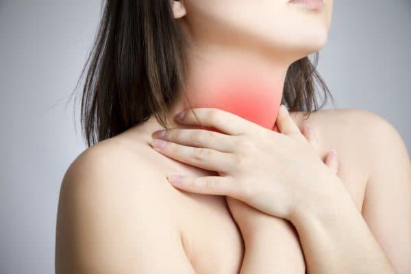 Признаки и симптомы заболевания ангиной