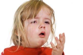 как помочь ребенку при сильном сухом кашле