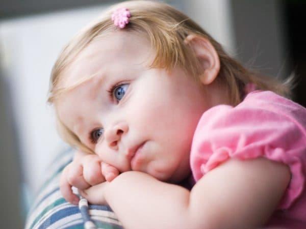 Лечение симптомов ангины у ребенка