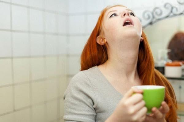 Как полоскать содой при боли в горле
