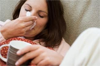 Лечение симптомов круглогодичного ринита