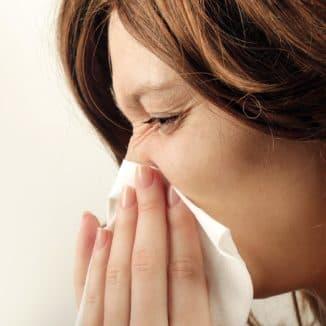 Осложнения при лечении ринита
