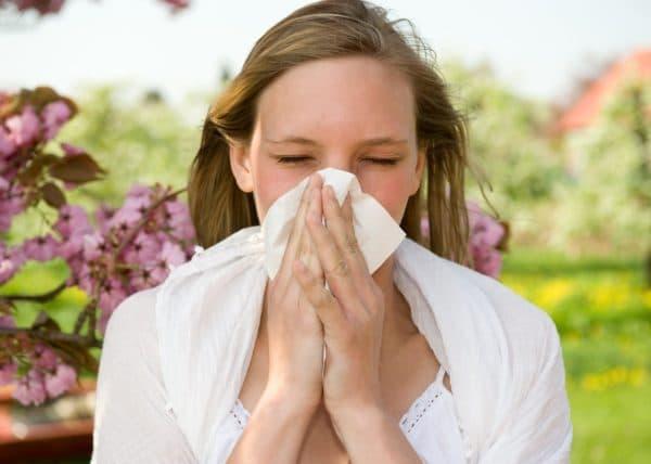 сезонный аллергический ринит симптомы