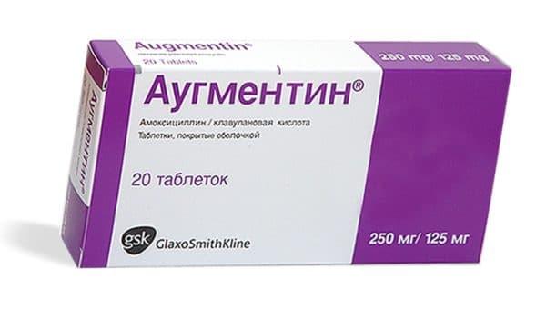 какие антибиотики пить при бронхите