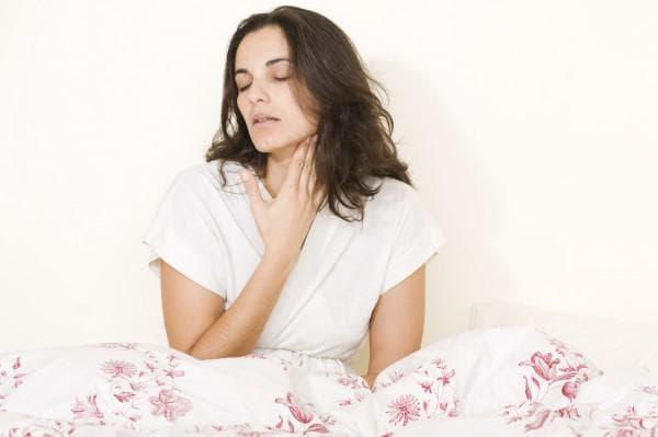 гнойная ангина лечение в домашних условиях быстро