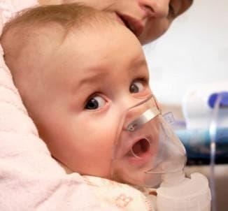 ингаляции для детей при кашле и насморке