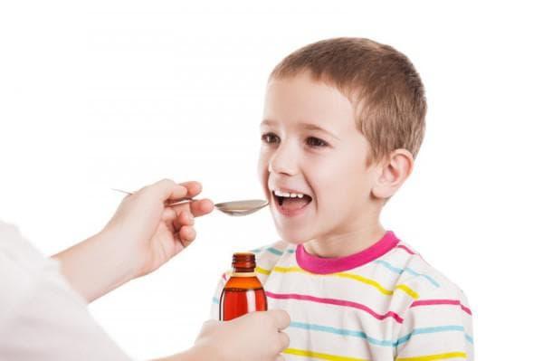противовоспалительный сироп от кашля для детей